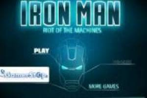 IronMan: Riot of the Machines