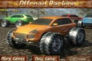 Offroad: Parking 4X4