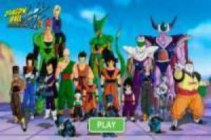 Juego Dragon ball Z Kai para colorear Gratis