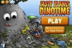 Free Tasty Planet Dinosaurs Game