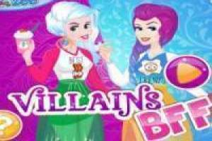 Free Villains BFF Game