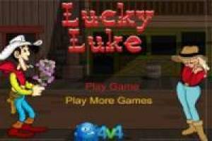 Lucky Luke Disparos 3D