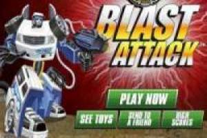 Modifighters: Blast Attack