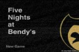 Juego Five Night at Bendy para jugar gratis online