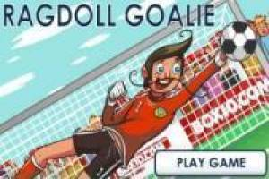 Goalkeeper Ragdoll