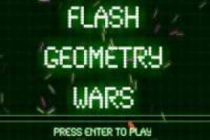 Flash Geometry Wars