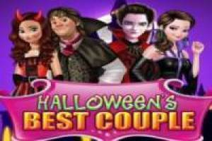 Frozen: meilleur couple d'Halloween
