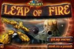 Gormiti: Leap of Fire