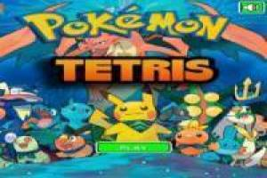 Free Pokémon Tetris Game