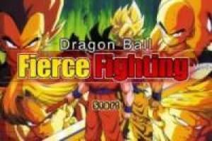 Juego Dragon Ball Fierce Fighting 1.9 para jugar gratis online