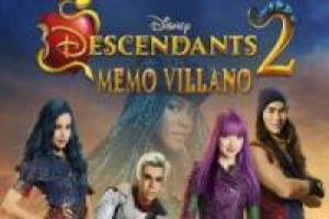 Memory villain: Descendants 2