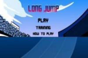 Long jump: Salto de longitud