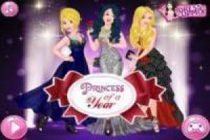 Free Disney Princess of the Year Game