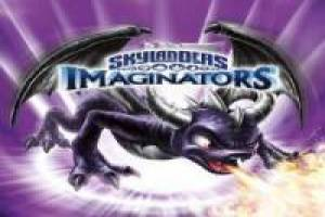 حر Skylanders لغز Imaginators Darkspyro لعب