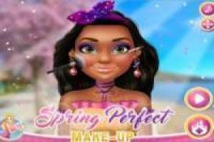 Free Moana: Makeup for Spring Game