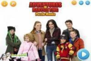 Juego Adventures in Babysitting: Puzzles Gratis