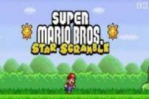 Mario Bros Scramble