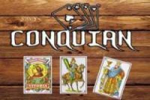 Conquian Playing Cards