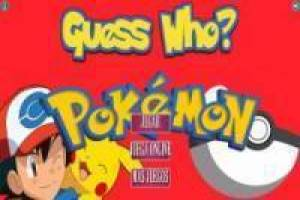 Free Mysterious Face: Pokémon Game