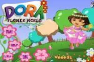 Dora la Exploradora: Flower World