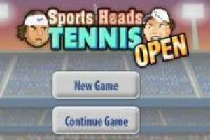 Gratis Tennis Heads sports Spille