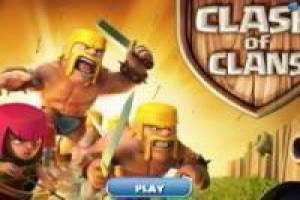 Clash of Clans Karte
