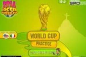 World Soccer Cup 2014