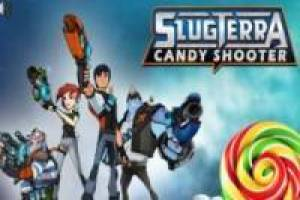 Bajoterra Candy Shooter