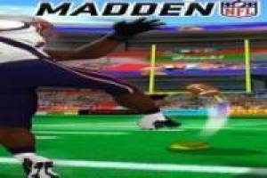 Madden NFL: Kicking between posts