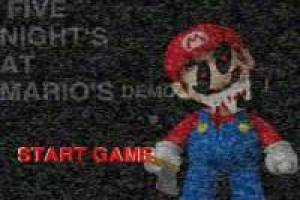 Five Nights at Mario's