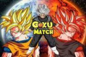 Goku match: The Dragon Balls