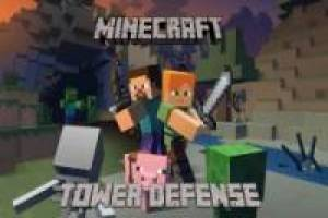 Tower Defense: Minecraft