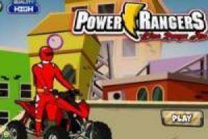 Power Ranger Dino: ATV