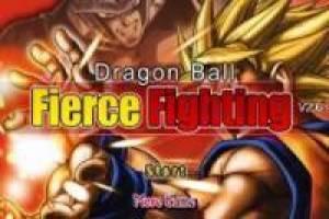 Juego Dragon Ball Fierce Fighting 2.6 para jugar gratis online