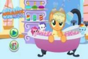 Bañar My Little Pony