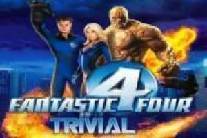 The 4 Fantastic trivial