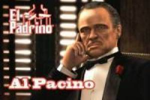 Al Pacino is the godfather