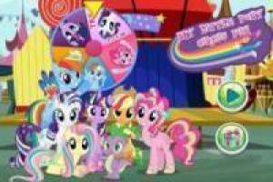 Juego Ruleta My Little Pony Gratis