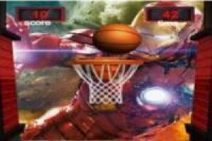Iron Man Basketbal