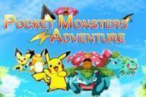 Free Pokémon adventure Game