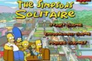 Solitario: Los Simpsons