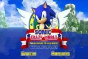 Sonic Crazy World Ver. 2