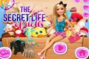 La vida secreta de Barbie