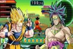 Dragon ball z budokai road