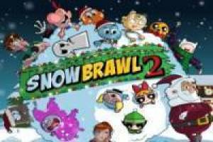 Cartoons: Snow Brawl 2