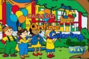 Caillou Online