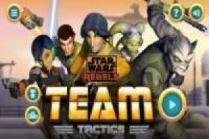 Juego Star Wars Rebels: Team Tactics online Gratis
