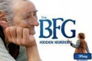 The BFG: Hidden Numbers