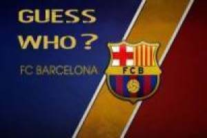 Guess Who: FC Barcelona