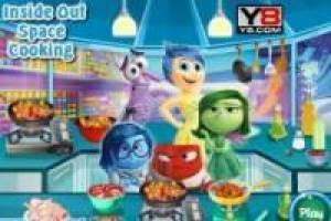 Cocinar con Inside Out
